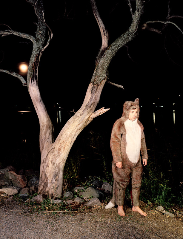 The Fox Man