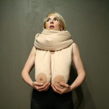 "Name of the work: ""Hate Couture"" 2012"