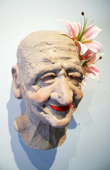 """Make Up Head"" 2011"