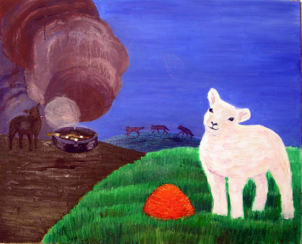 """"""" 2 lammasta """""""
