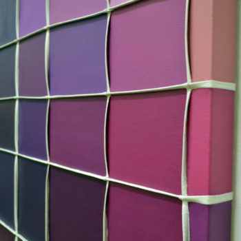 Name of the work: Purple Sky
