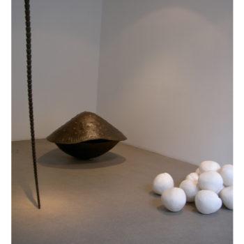 Teoksen nimi: yksityisnäyttely, galleria AMA, Turku,  2007