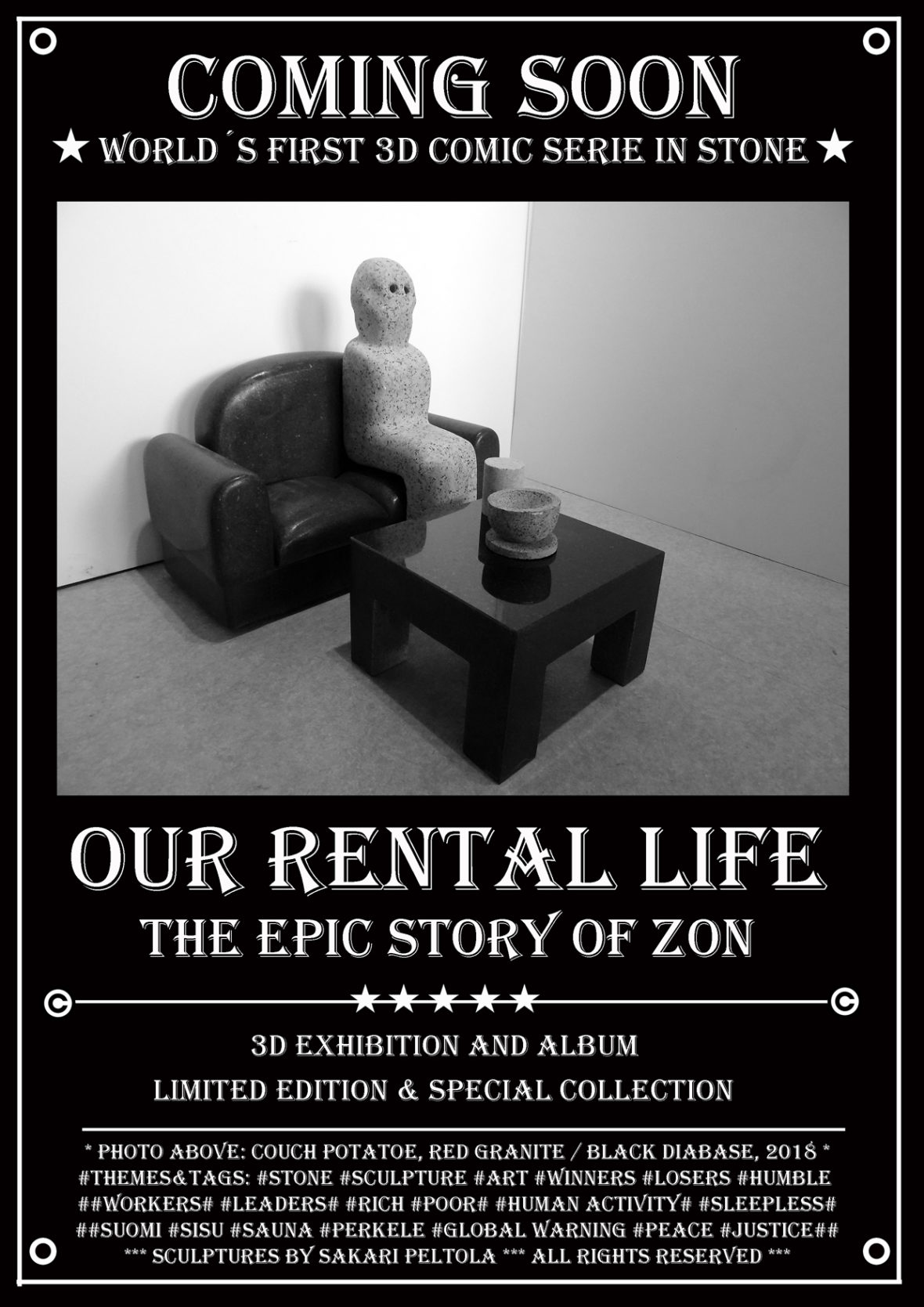 Our Rental life – Story of Zon