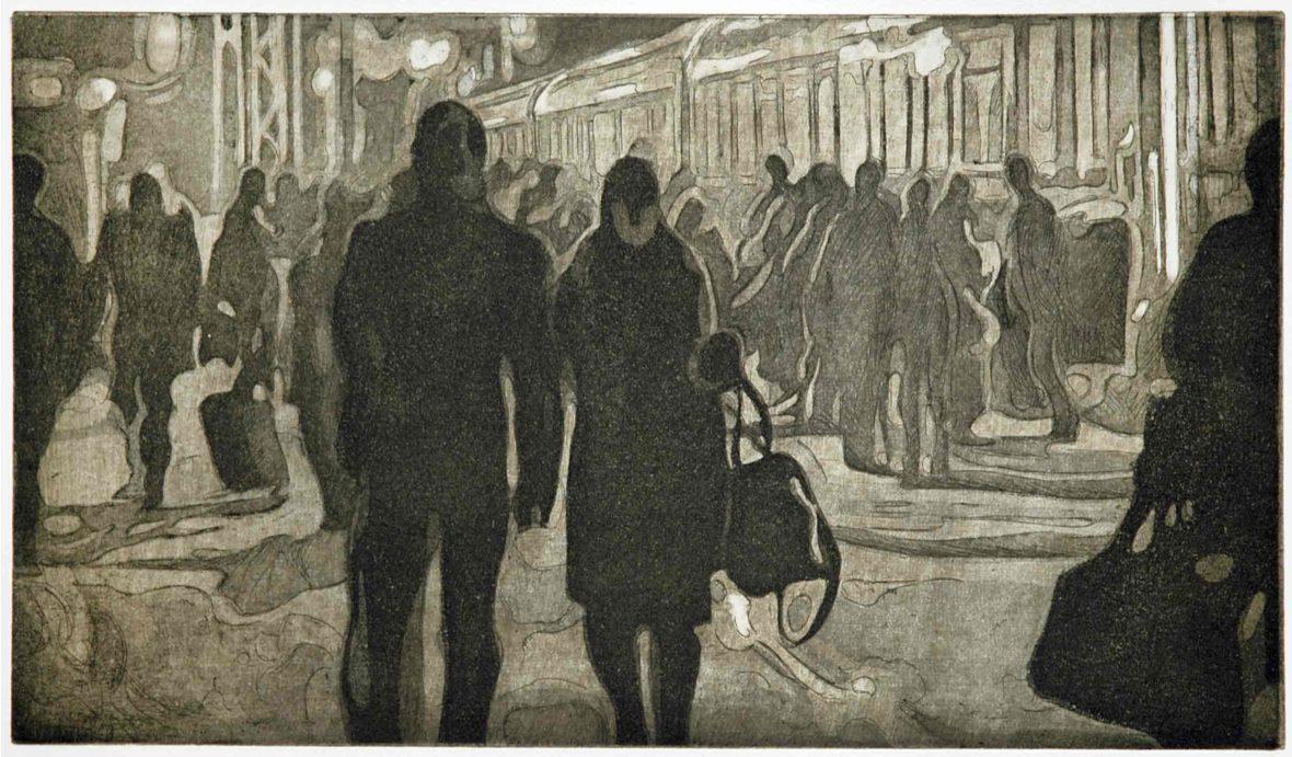 Matkustajat