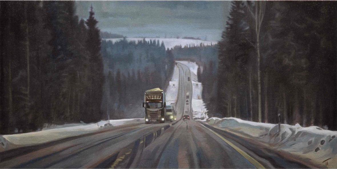 Raskas liikenne