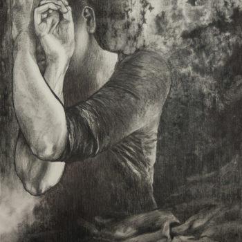 Teoksen nimi: Sleep portrait