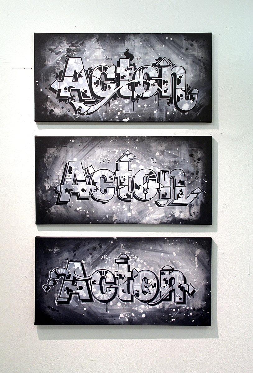 Acton / Helvetica, metamorphosis pt. 1 – 3