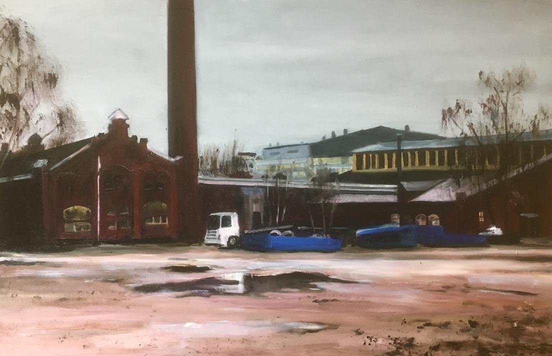 Tehdas/Factory