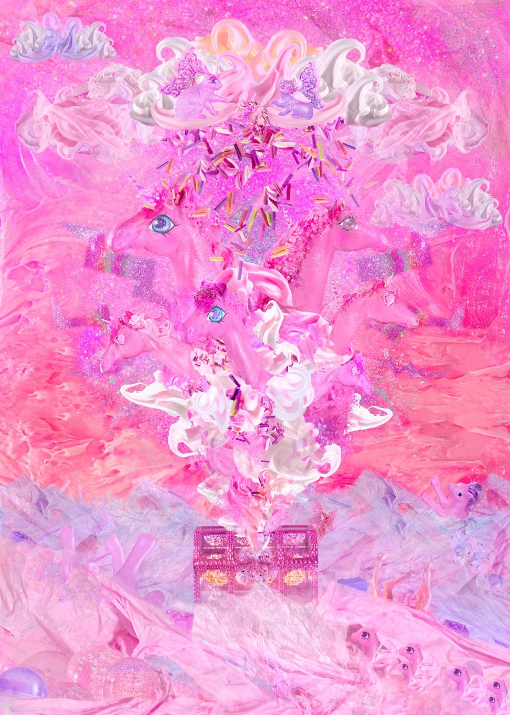 Pink Plastic Apocalypse