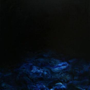Teoksen nimi: Hetken kestää kuolemattomuus III (meri)