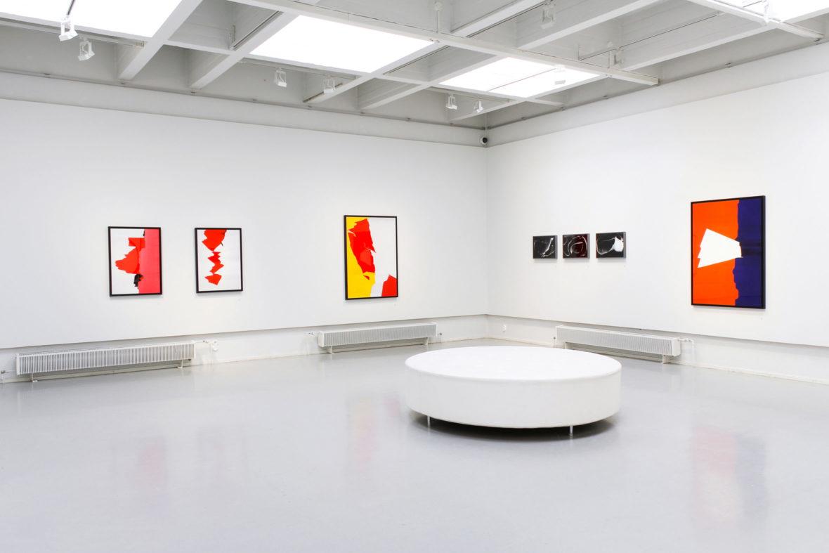yksityisnäyttely Anouk, 2018