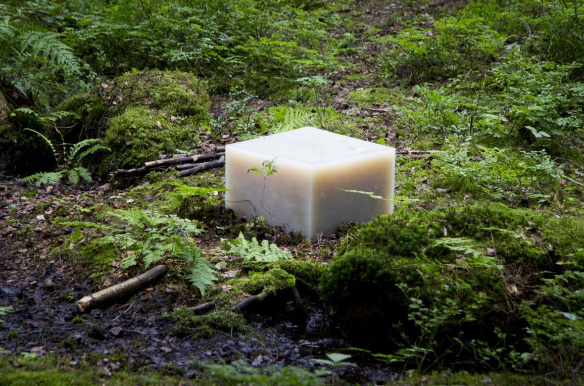 Cube / ympäristötaideteos