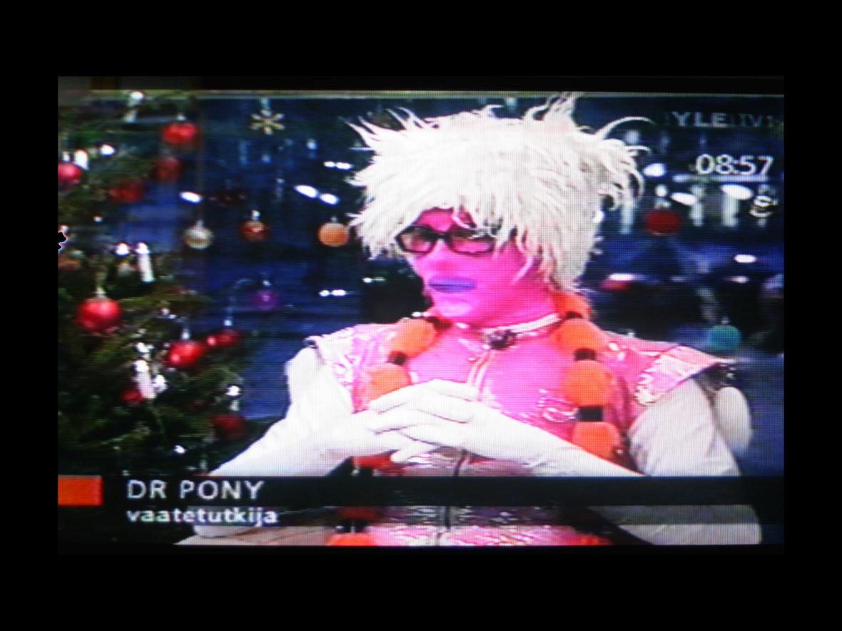 Dr. Pony