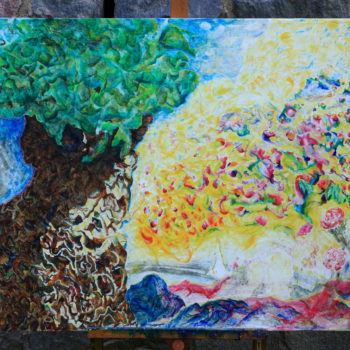 Teoksen nimi: viimeinen puu ennen paratiisia