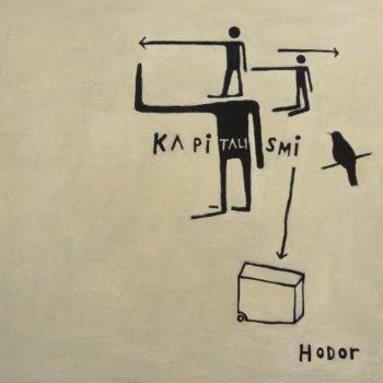 Teoksen nimi: Hodor ( maalaus)