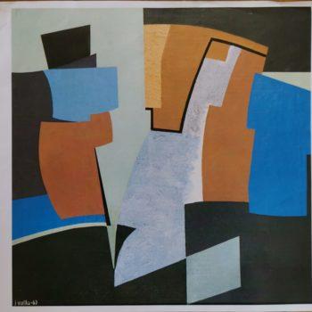 Teoksen nimi: Composition 1