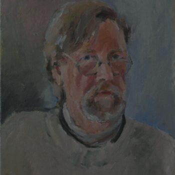 Teoksen nimi: Self-portrait