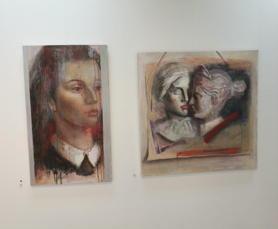 Näyttely, Keskus Galleria, 2020