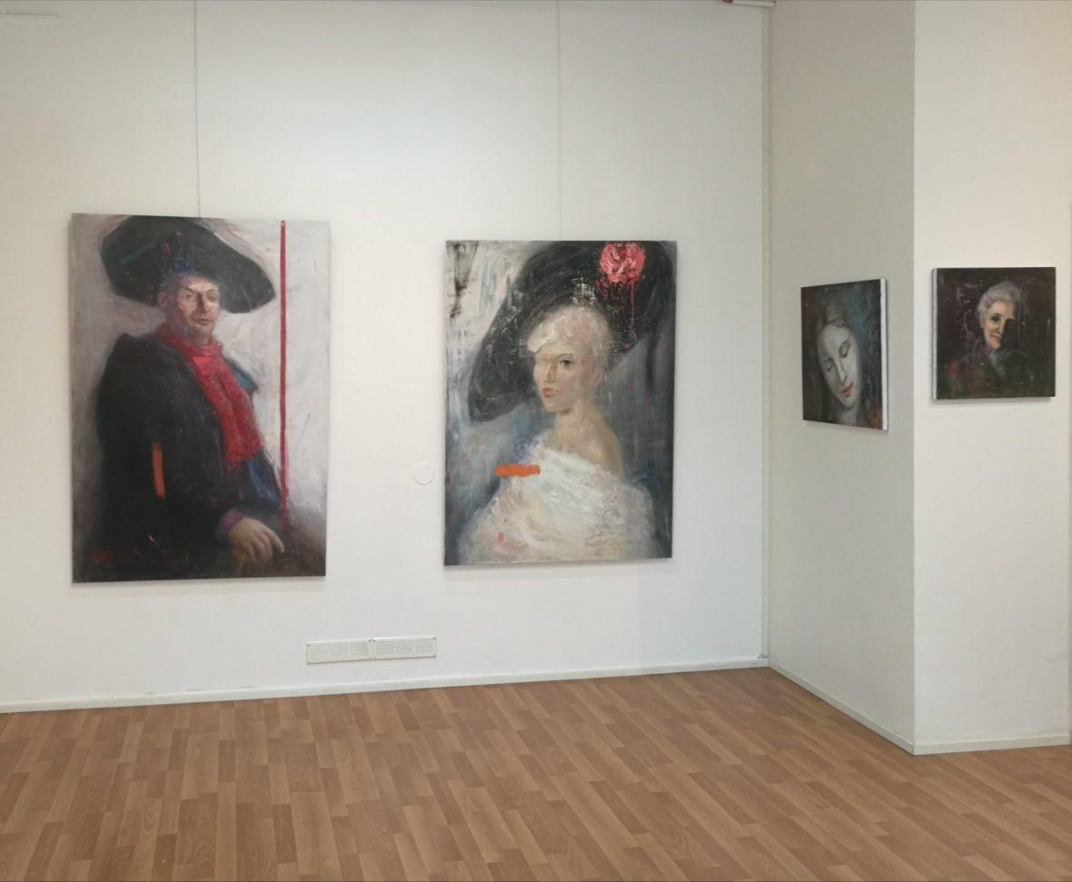 Näyttely, Keskus Galleria 2020