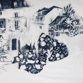 Name of the work: Harhailija / Wanderer