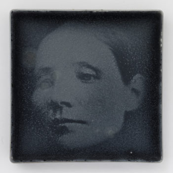 Name of the work: Nainen hiilialustalla / Woman on a Charcoal Plate