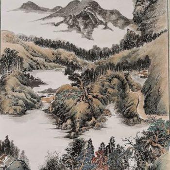 Teoksen nimi: syksyllä vuori